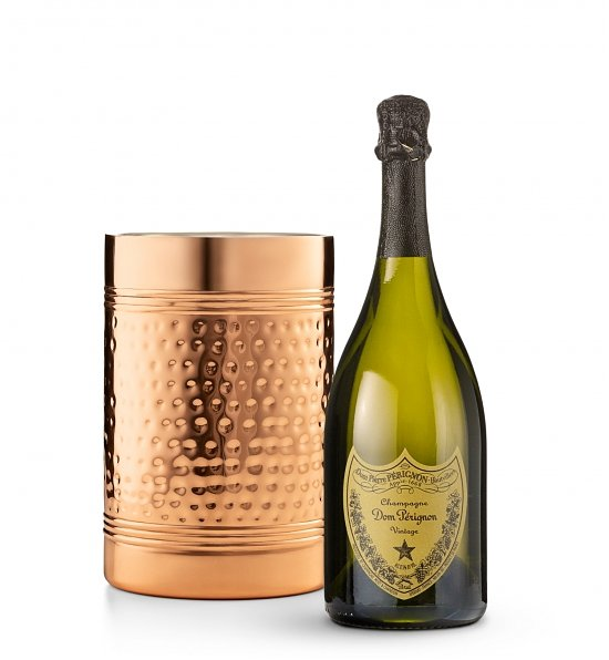 Dom Perignon with Double Walled Wine Chiller_1