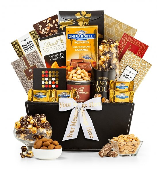 Executive Choice Gourmet Gift Basket