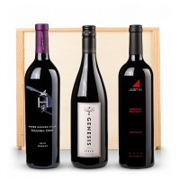 Great American Red Wine Trio
