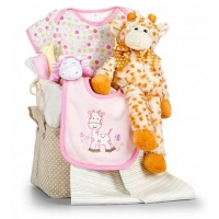 Jungle Adventure Baby Gift Set-Girl