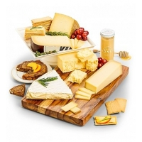 Gourmand's Cheese Selection