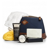 Men's Luxury Spa Tote