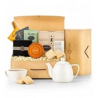 Full Leaf Tea Tasting Crate