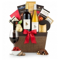 Wine Tasting and Chocolatier's Seasonal Selection