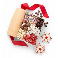 Sharing Winter Joy Chocolate Tin