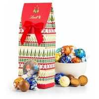 Lindt Chocolate Truffle Holiday Gift