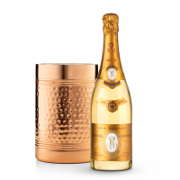 Louis Roederer Cristal Brut 2009 with Double Walled Wine Chiller