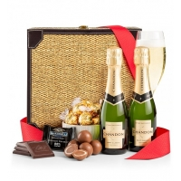 Champagne and Chocolates for Two