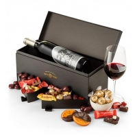 Silver Oak Cabernet and Chocolate Pairing