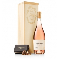 Rosé and Truffles Mother's Day Crate