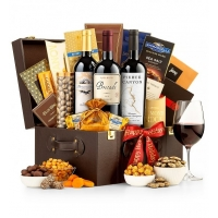 Wine Merchant's Gourmet Chest