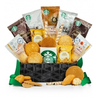 Starbucks® Coffee & Cookies Delight