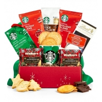 Starbucks® Home for the Holidays