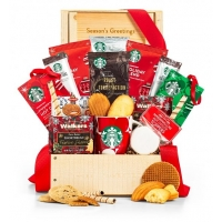 Starbucks® Season's Greetings