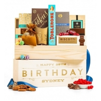 Personalized Birthday Gourmet Crate