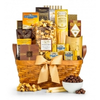 Heart of Gold Gift Basket