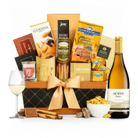 Golden Gourmet Classic with Your Choice of Wine
