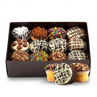 One Dozen Ultimate Cupcakes
