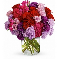 Radiant Blooms Bouquet