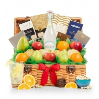 Sweet Celebration Fruit Basket